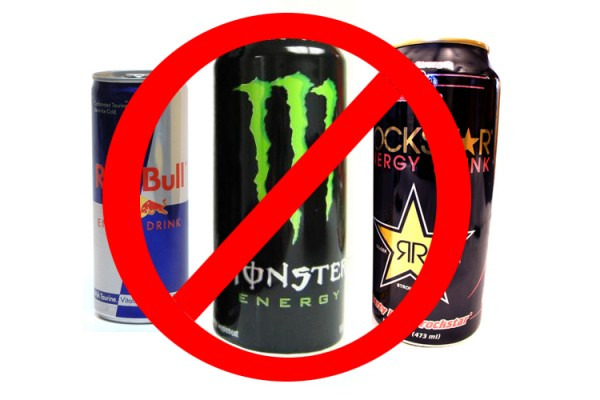 Why You Should Never Mix Alcohol With Energy Drinks photo