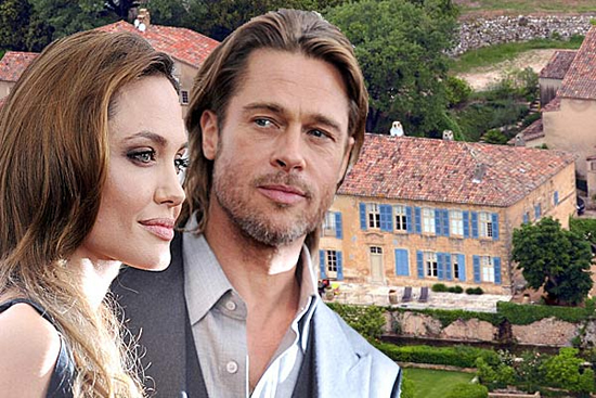 More celebs join Brangelina in the Château Celebrity wine business photo