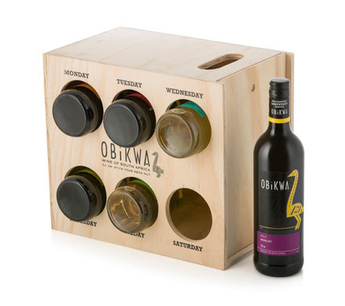 Stick your neck out and win with OBIKWA Wines photo
