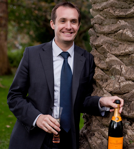 Meet Veuve Cliquot winemaker at this year's Franschhoek Cap Classique and Champagne Festival 'The Magic of Bubbles', Presented by Mastercard photo