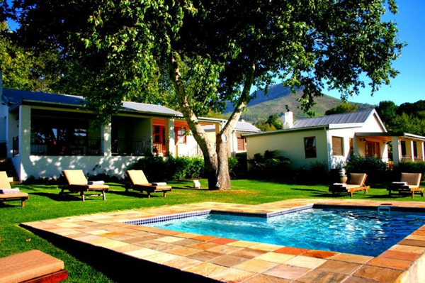 WIN a luxurious week`s stay at Alluvia Wine Estate to the value of R22,000! photo