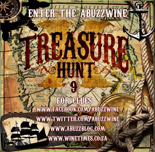 Enter the AbuzzWine Treasure Hunt 9 competition! photo