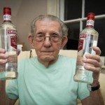 Great-grandfather, 92, stopped from buying vodka because he didn`t have ID photo