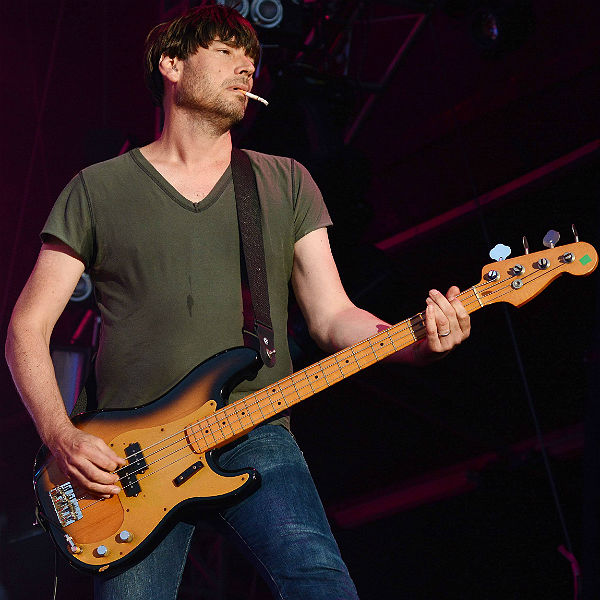 Blur bassist Alex James planning to launch drink called Britpop photo