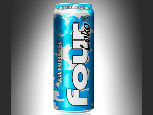 Four Loko To Add Blue Hurricane Flavor This Spring photo