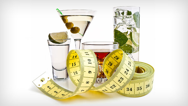 3 Diet-friendly alcoholic beverages photo