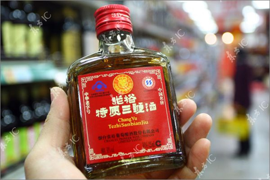 Three-Penis Liquor Contains Dog, Deer and Seal Parts to Boost Vitality photo