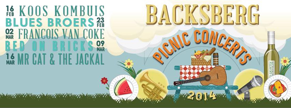 Backsberg Picnic Concerts 2014 photo