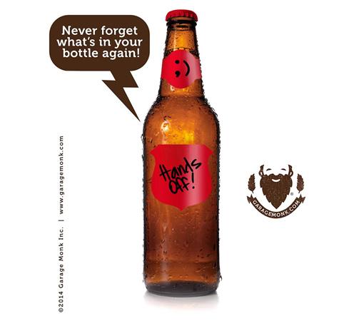 Packaging Spotlight: Rewriteable Bottle Labels photo