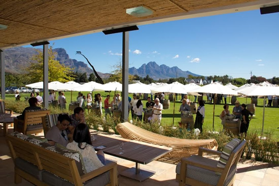 Don't miss this year's Franschhoek Summer Wines photo
