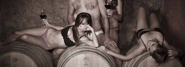 Wine and Sex: The New Tupperware Party photo