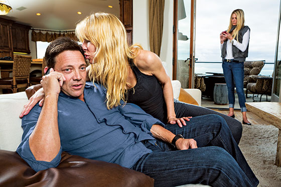 Wine firm who hired Wolf Of Wall Street Jordan Belfort for seminar is shut down after taking £45m photo