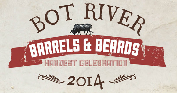 Bot River flaunts whiskers at Barrels and Beards 2014 photo