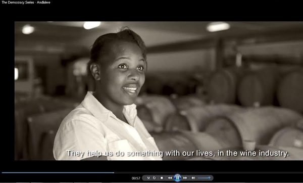 WOSA celebrates 20 years of democracy with a series of short videos photo