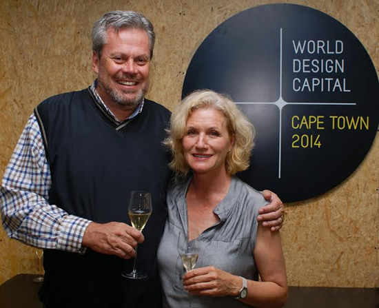 Graham Beck – Official sponsor of Cap Classique for World Design Capital Cape Town 2014 photo
