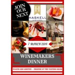 Join Haskell for a Winemakers Dinner at The Long Table Restaurant photo