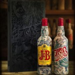 Limited Edition Scotch Whiskey Packaging Pays Homage to Ink photo