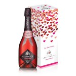 J.C. Le Roux adds extra hearts and sparkles to Valentine`s Day photo