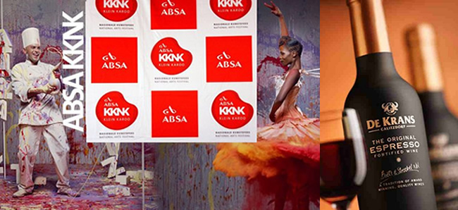 De Krans Wines, official wine supplier for the 20th ABSA KKNK photo