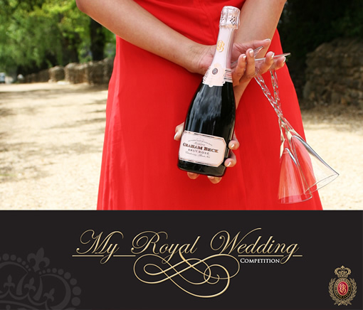 Win R20,000 towards your dream honeymoon, as well as Graham Beck bubbly for your Big Day! photo