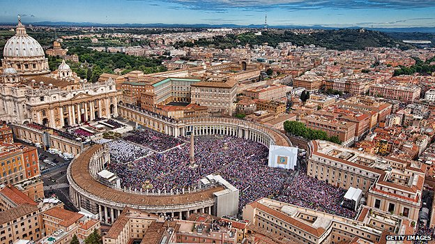Vatican City consumes more wine per capita than any other country photo