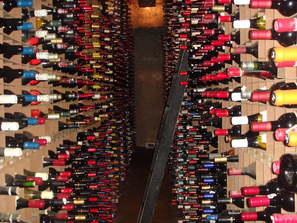 The World`s Largest Wine Cellar Stores More Than 600,000 Bottles of Wine photo