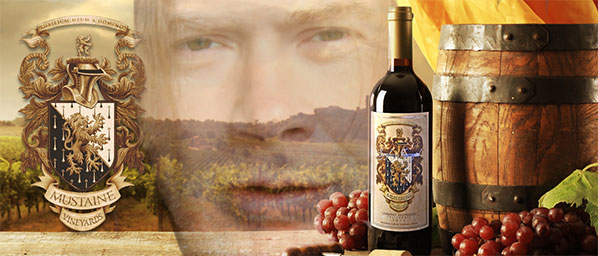 Dave Mustaine of Megadeth Releases Signature Wine photo