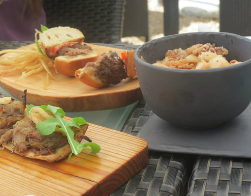 Indulge in Delicious Little Things at the Cellar Restaurant at Haute Cabriere photo