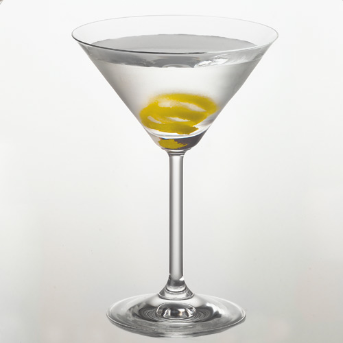 The Martini glass only got its name in the 1990s photo
