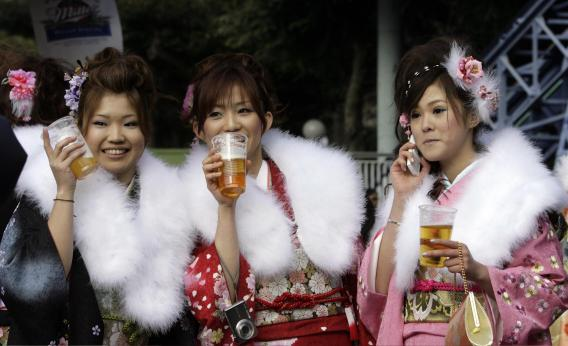 The world`s most alcohol friendly countries. photo