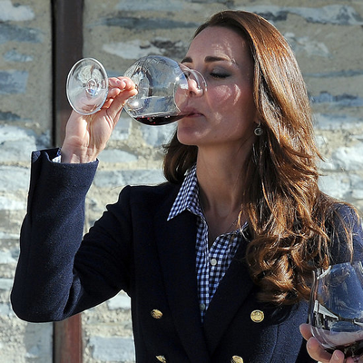 kate 5 First Ladies to share a glass of wine with