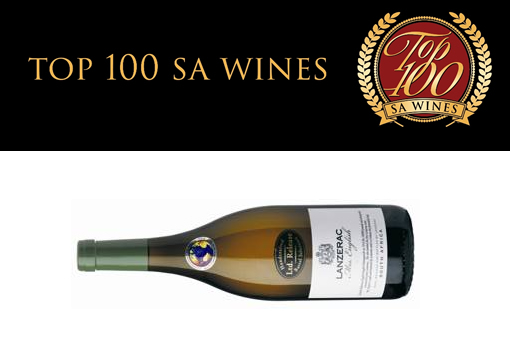 Lanzerac Mrs English 2011 a Top 100 Wine photo