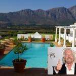 Richard Branson set to acquire Mont Rochelle in Franschhoek photo