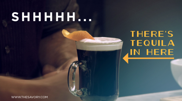 How to Make a Tequila-Spiked Coffee That Actually Tastes Good photo