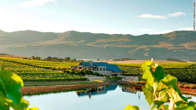 10 Sensational South African Wine Farms photo