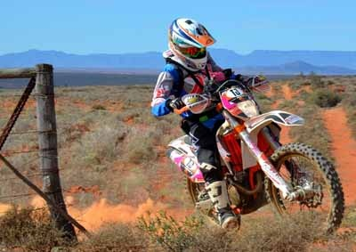 Everybody Wins At Namaqua African Rally photo