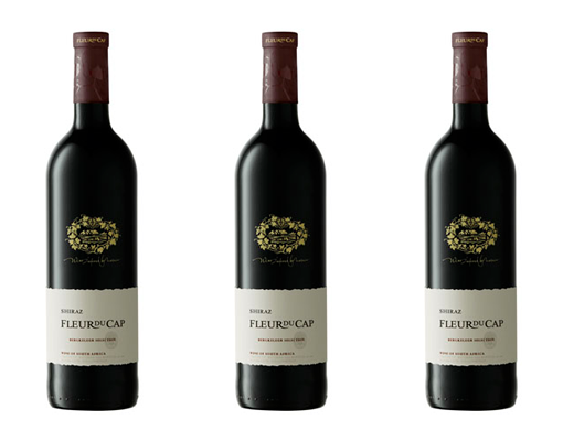 Fleur du Cap Shiraz claims gold in France photo