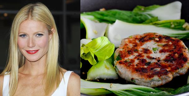 UltraMom Gwyneth Paltrow shares her Thai Style Chicken Burger recipe photo