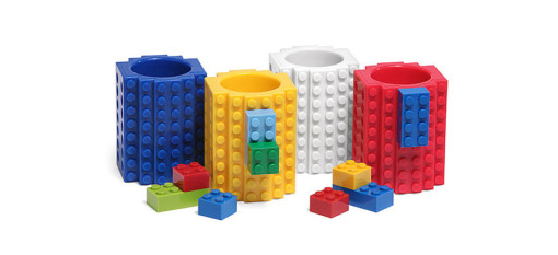 Drink and Play With LEGO Shot Glasses photo