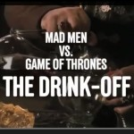 It`s a drink-off: Mad Men vs Game of Thrones photo
