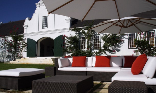 Peter Falke Wines offer a complete winelands experience photo