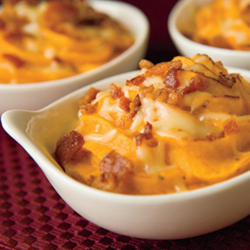 Sweet Potatoe Dishes: Savory Sweet Potato Casserole