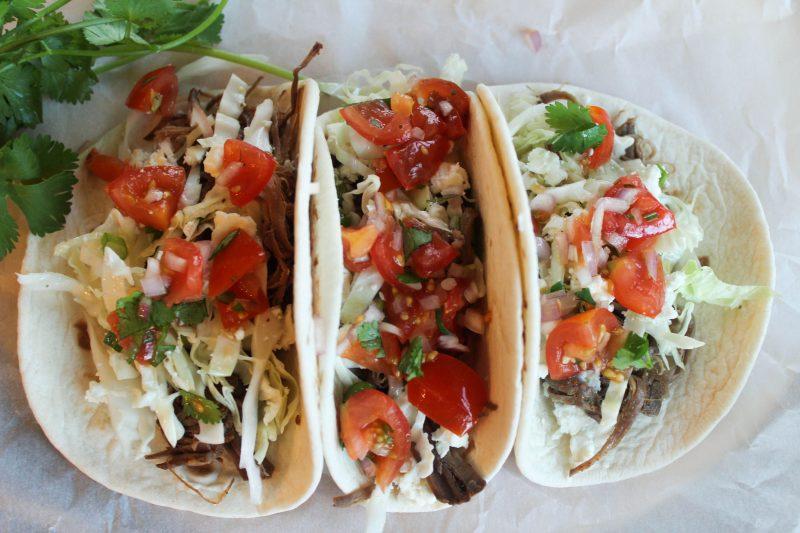 Smoked Beef Brisket Tacos photo