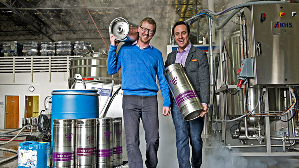 Thinking Outside the Bottle – Are Kegs The Future For Wine? photo