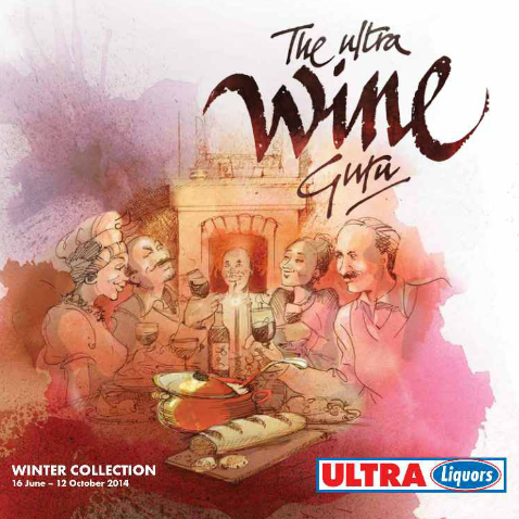The Ultra Liquors Winter Catalogue is out! photo