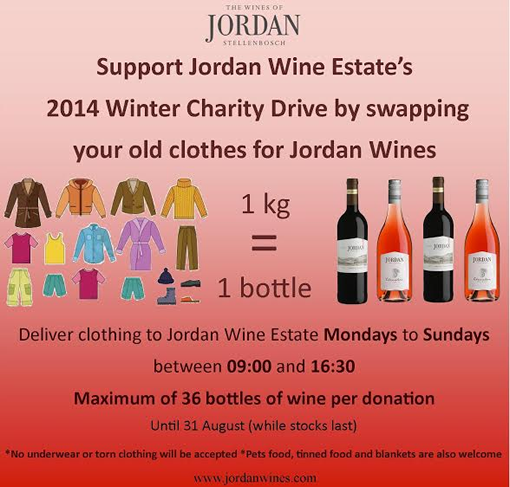 Support the Jordan Charity Drive photo
