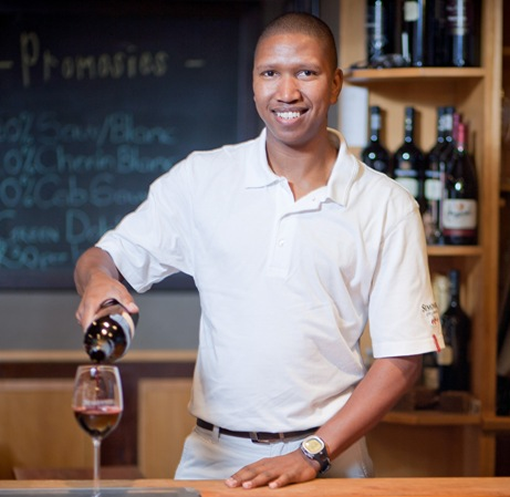 3rd generation Simonsig torch bearer steps up as Tasting Room Manager photo
