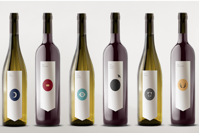 Drink Westeros Wine like your favorite Game Of Thrones characters photo