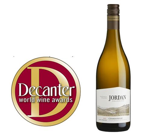 Jordan Wine Estate awarded International Chardonnay Trophy at 2014 Decanter World Wine Awards photo