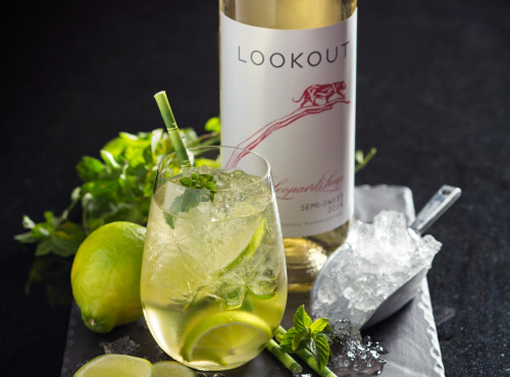 Join the festivities with a Lookout Semi-Sweet Caipirinha photo
